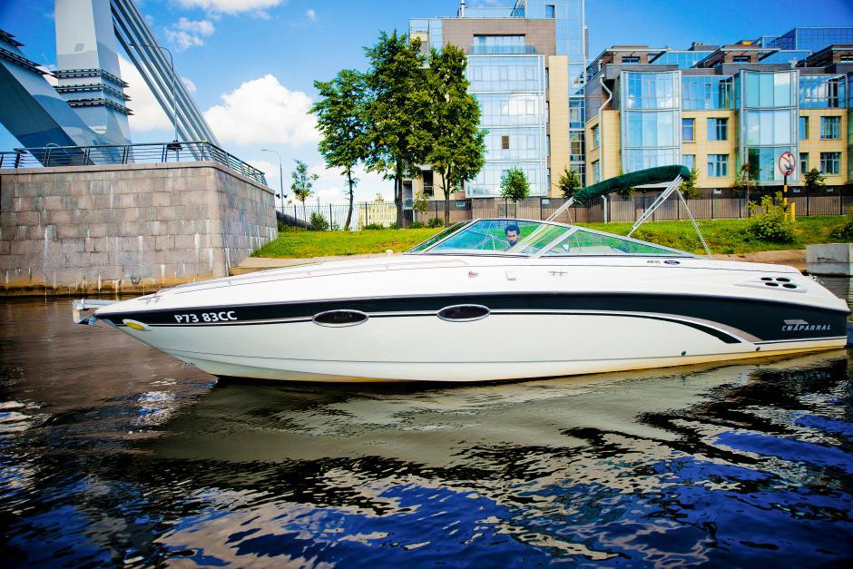 аренда лодок в питере
