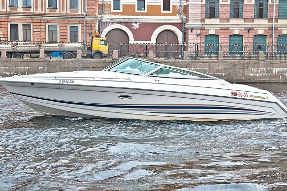 Formula лодки